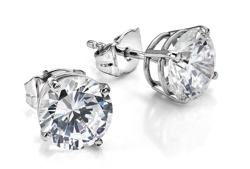 diamondearrings