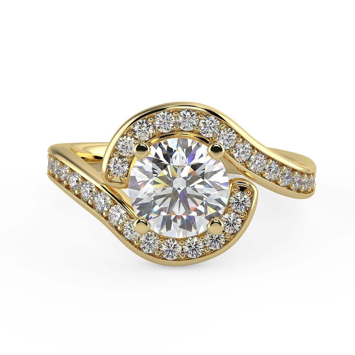 0.30 carat Engagement Rings