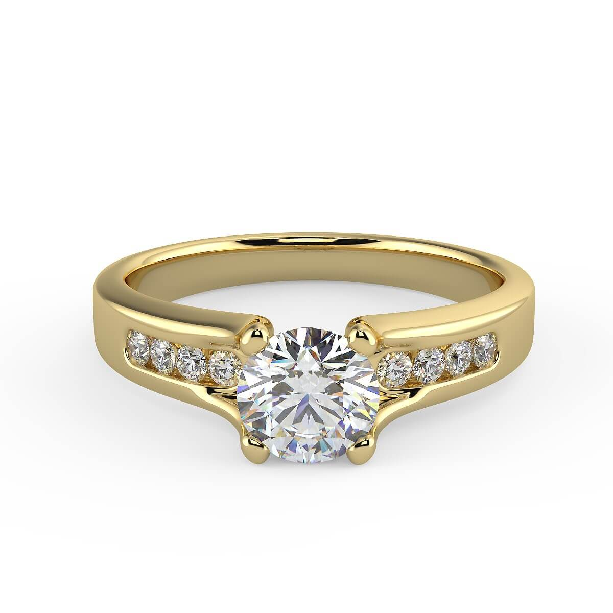 1.00 carat Engagement Rings